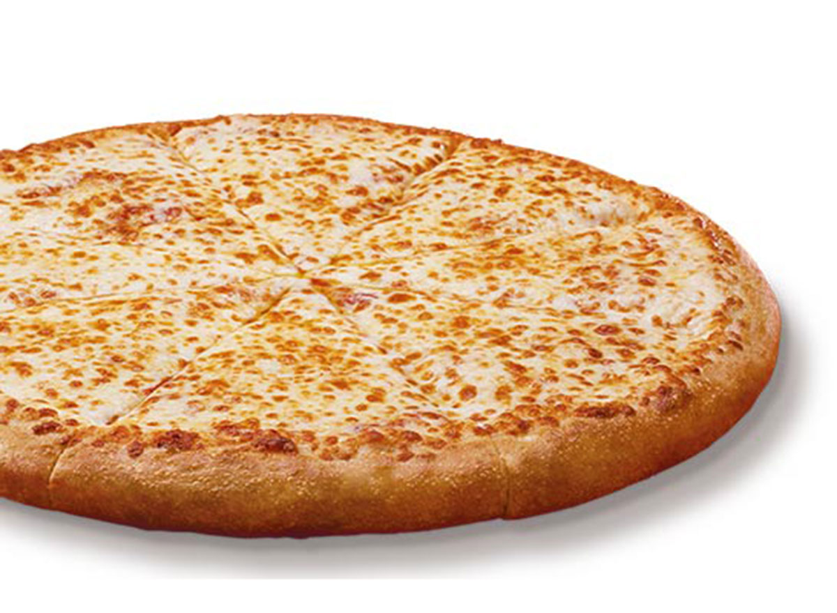 Little caesars extra most bestest cheese