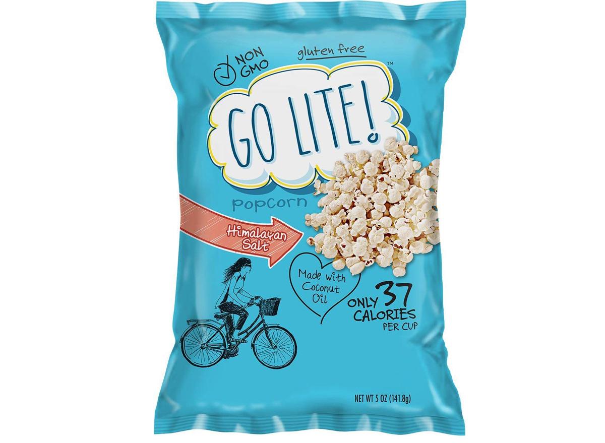 Go Lite popcorn
