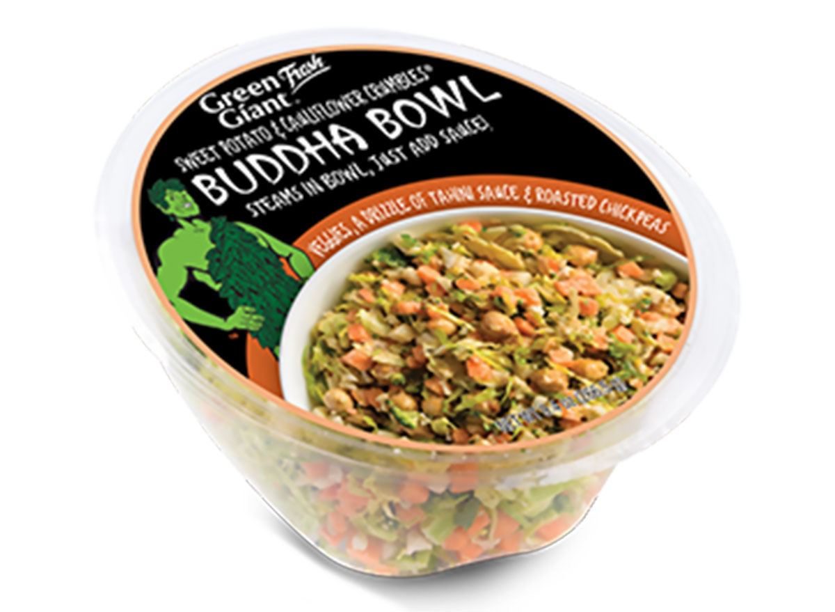 Green giant buddha bowl