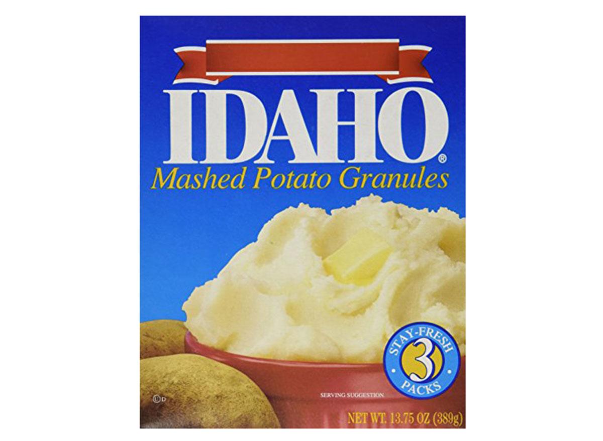 idaho mashed potatoes