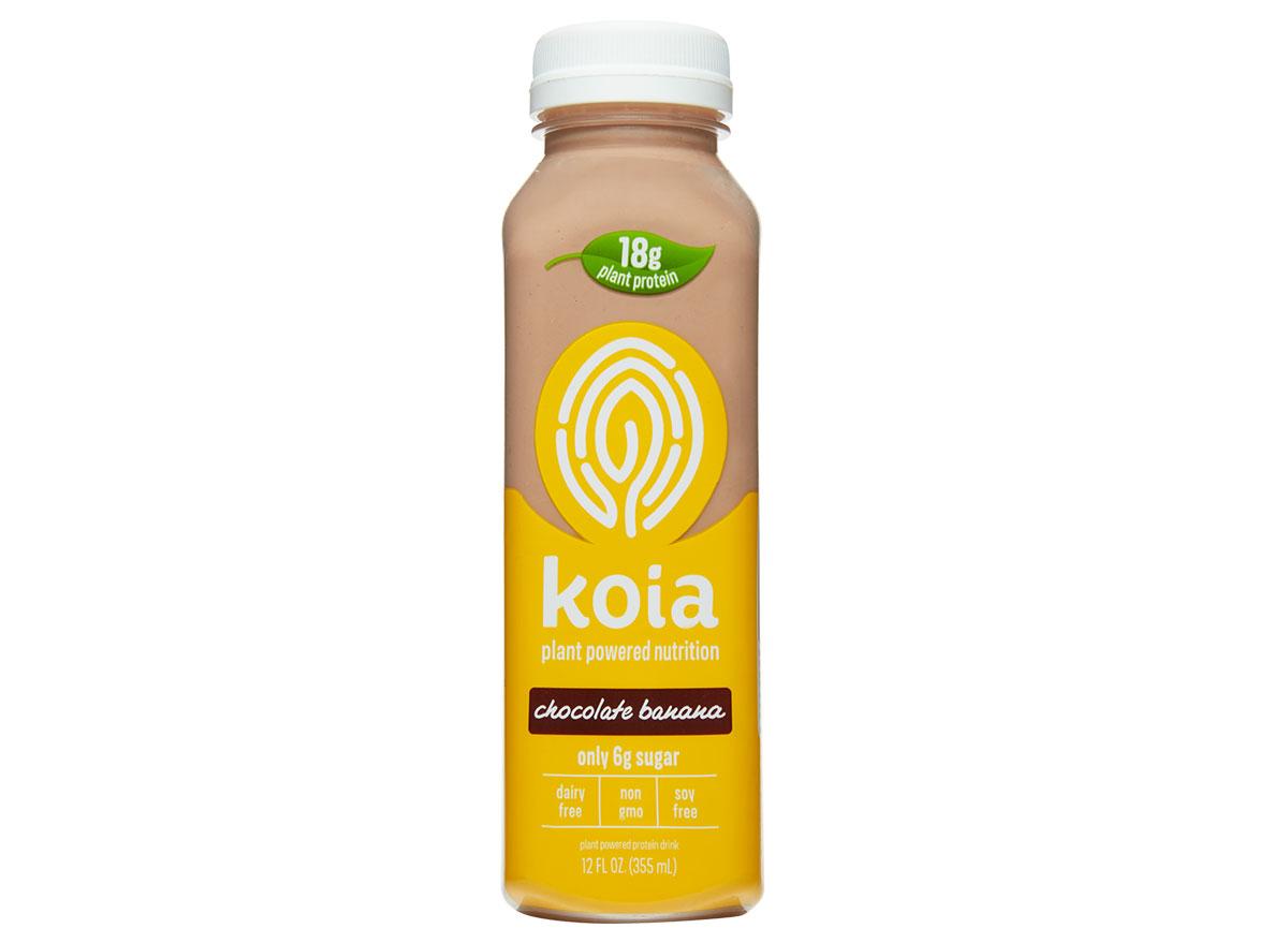 Koia chocolate banana