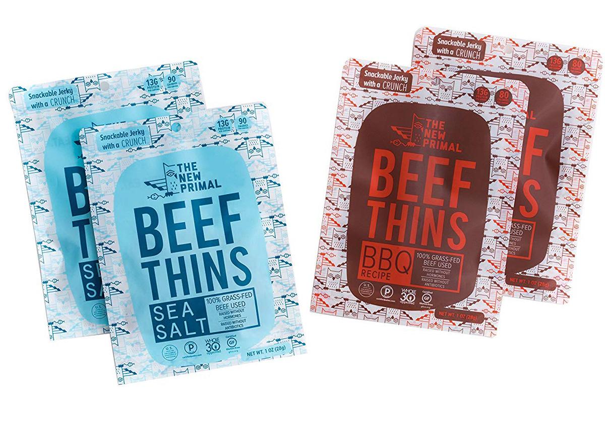 New Primal Beef thins