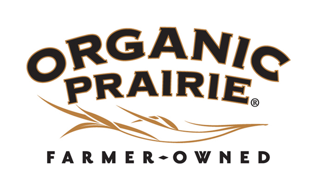 Organic prairie farmer owned logo
