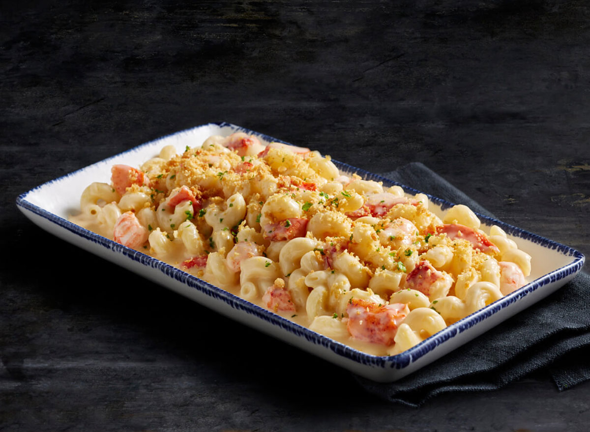 Red lobster mac and cheese
