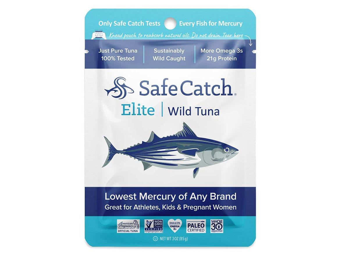 Safe catch elite wild tuna pack