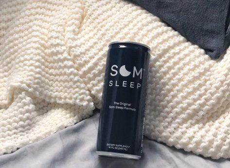 Som sleep water