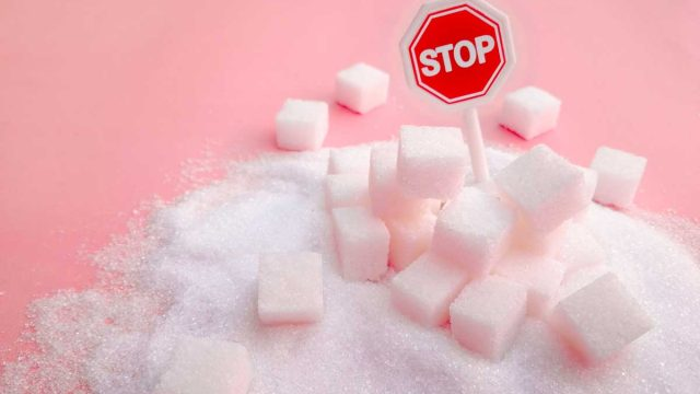 How to stop eating so much sugar