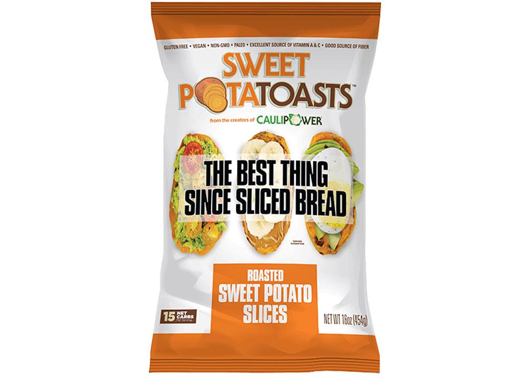 Sweet potatoasts