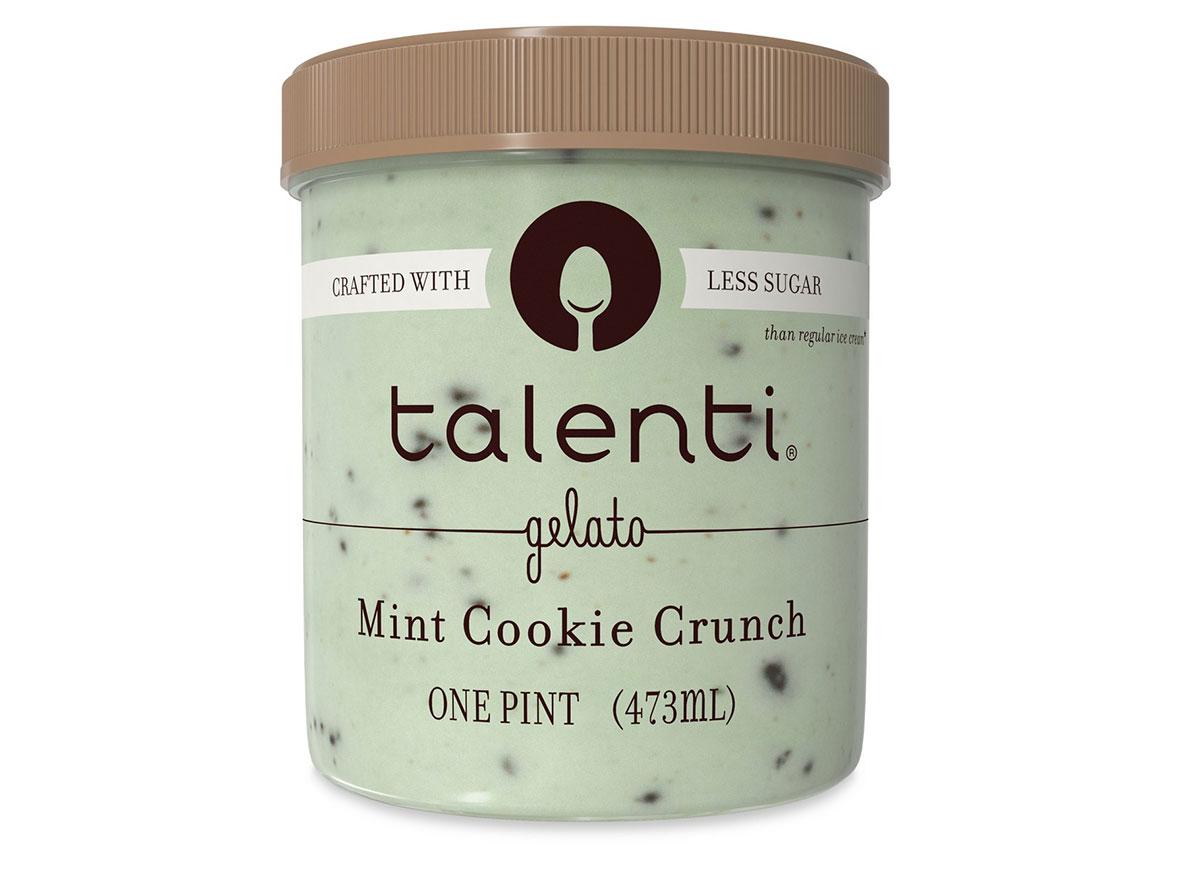 Talenti mint cookie crunch