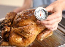 turkey timer