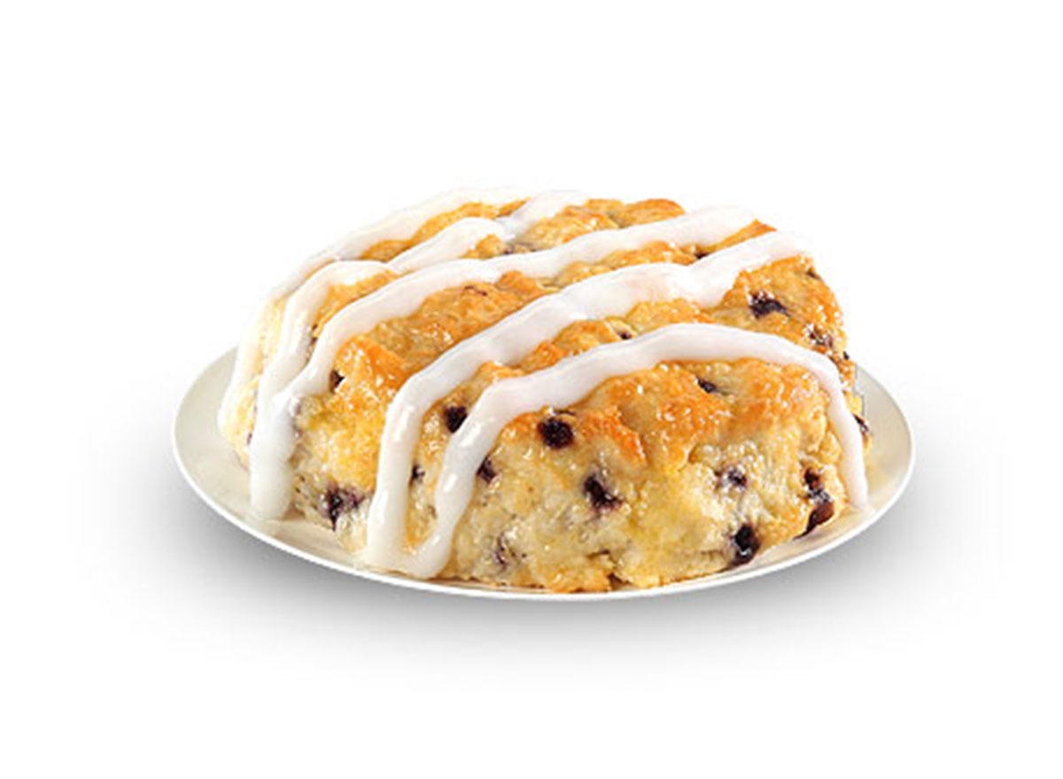 Bo berry biscuit