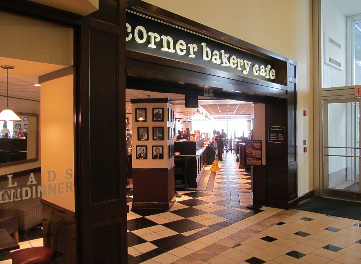 Cornerstone bakery cafe