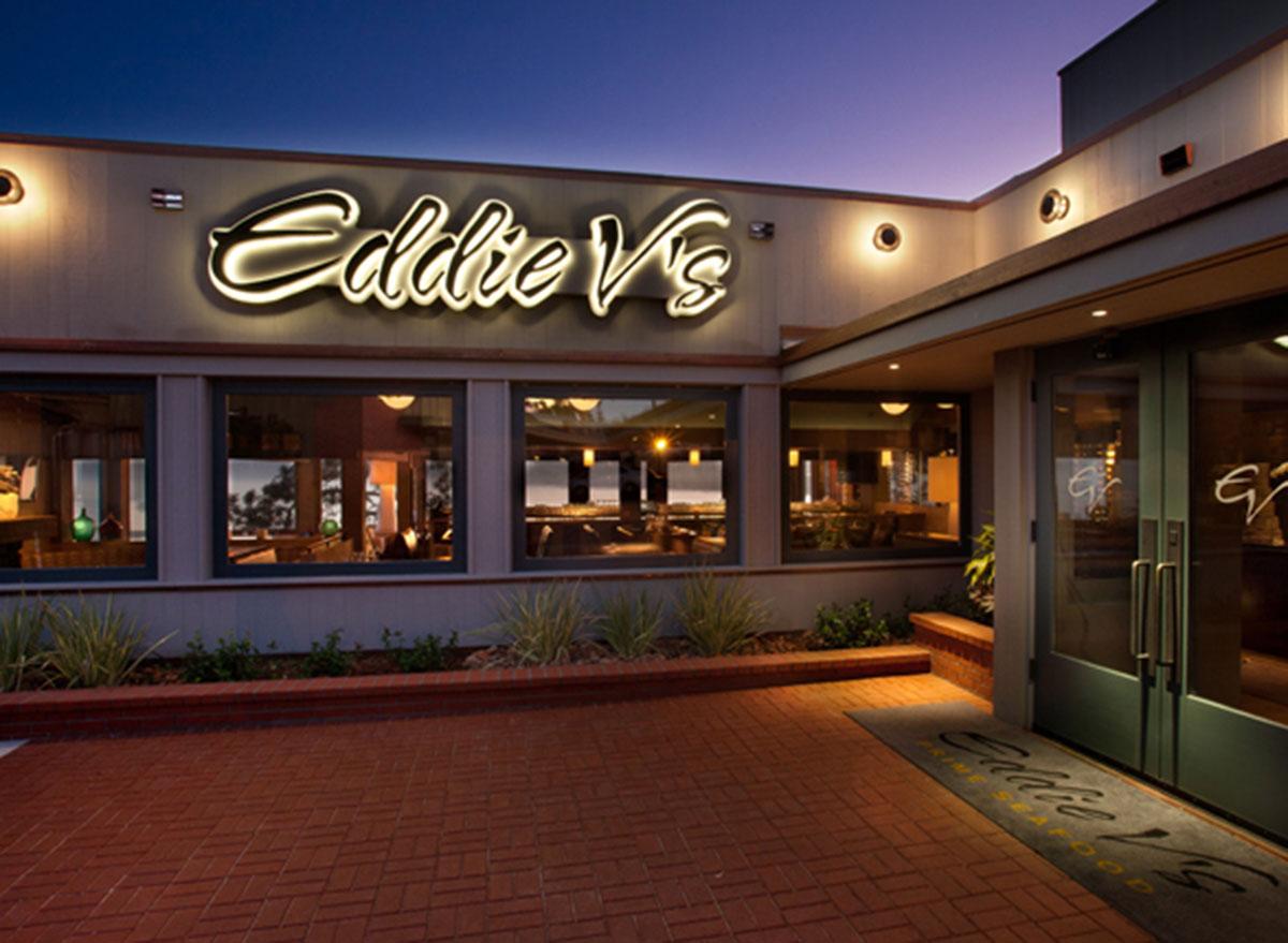 Eddie v's restaurant