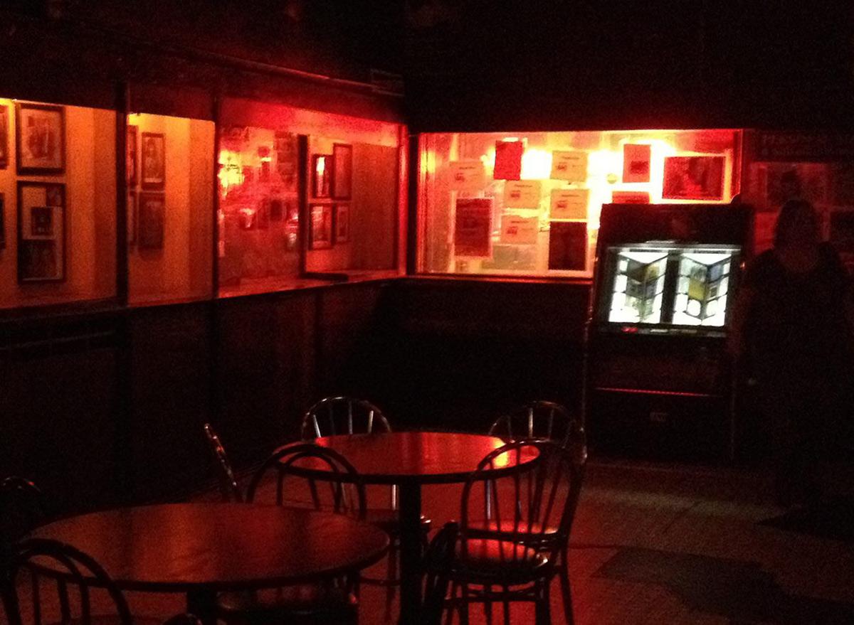 Ernestine hazel's juke joint