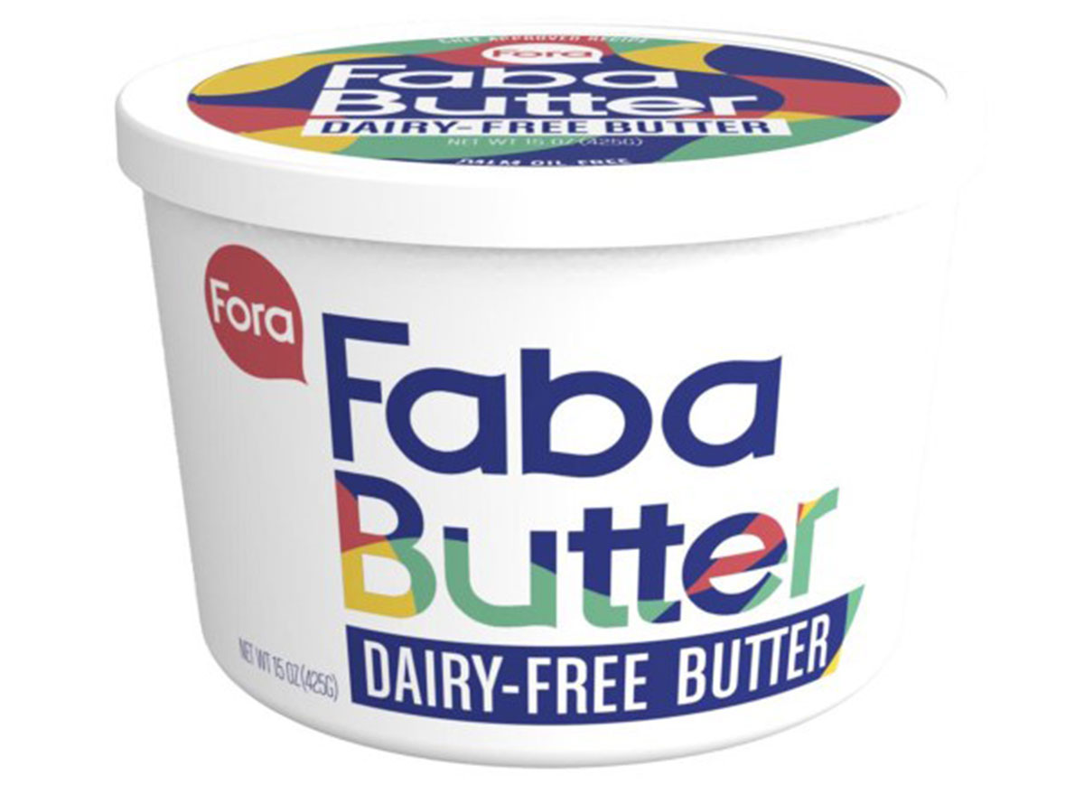 Fora dairy free butter