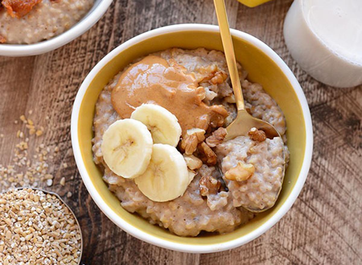 maple cinnamon oats