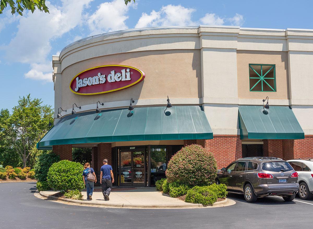 Jason's deli restaurant