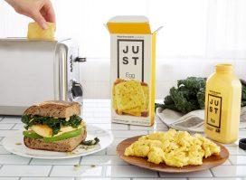 Just egg folded toaster