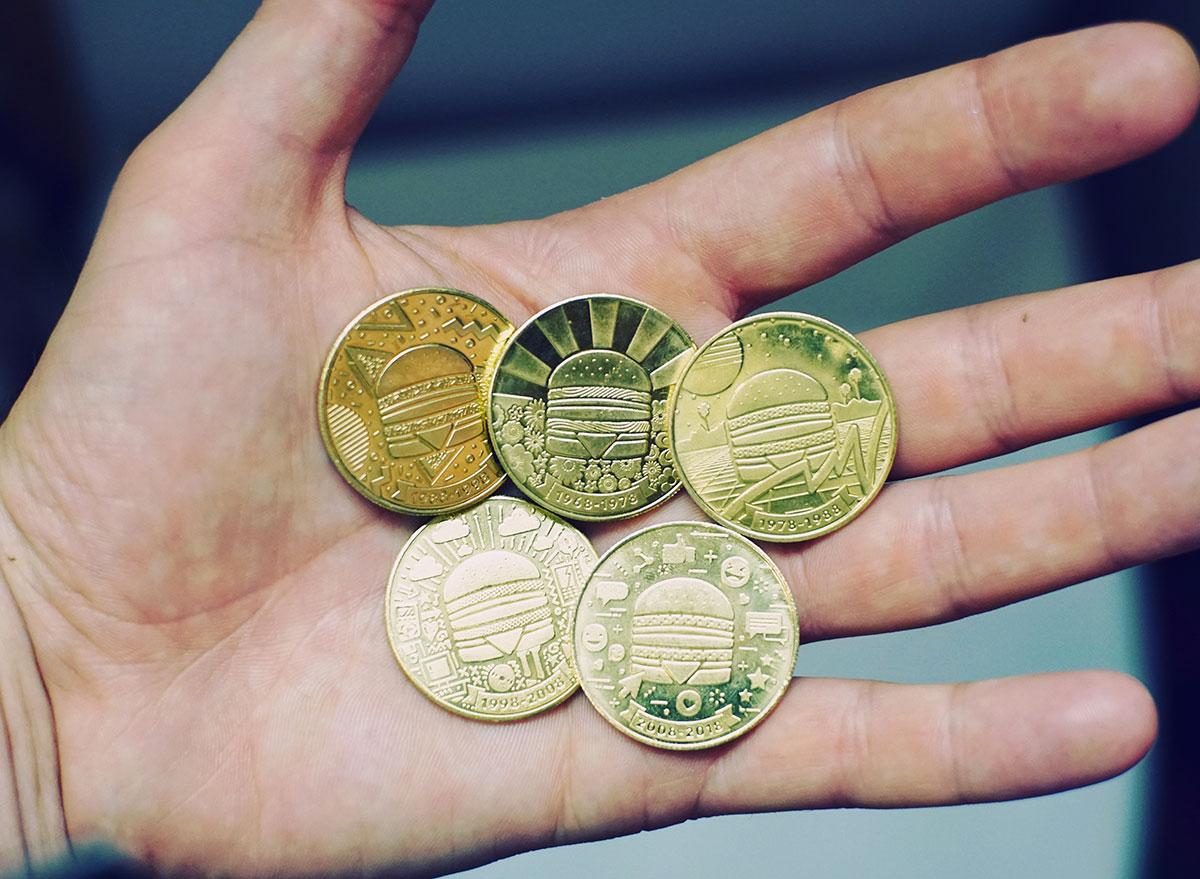 Mac coins