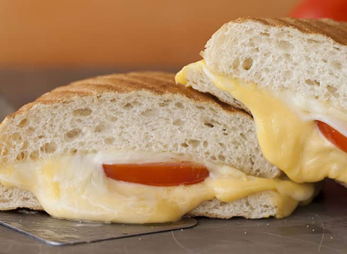 Four cheese griller