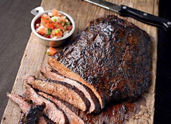 Paleo coffee-rubbed steak