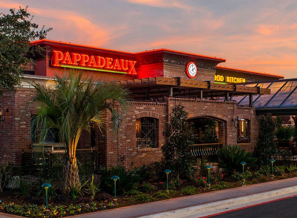 Pappadeaux restaurant