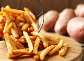 Potatoes and fries