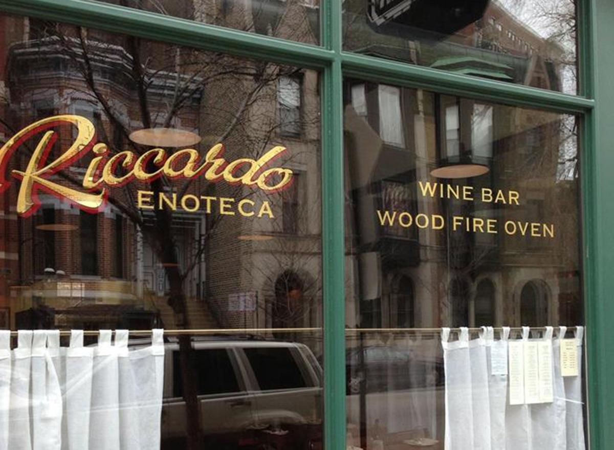 Riccardo enoteca wine bar