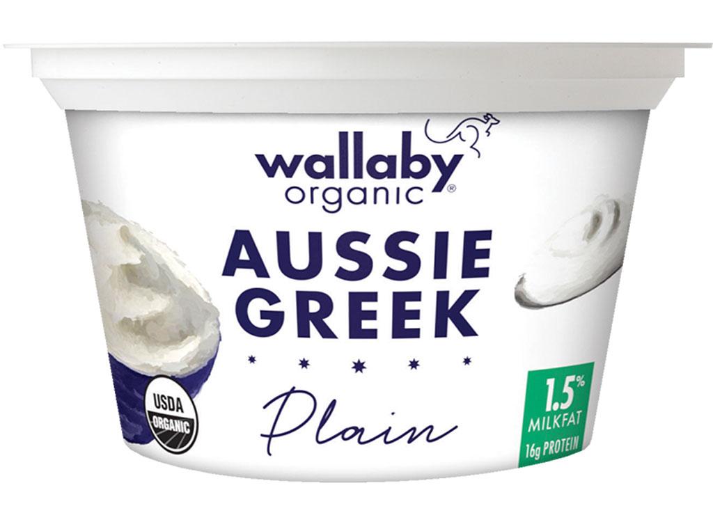 Wallaby organic aussie greek plain best worst greek yogurt
