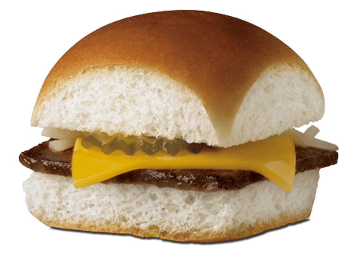Cheese slider