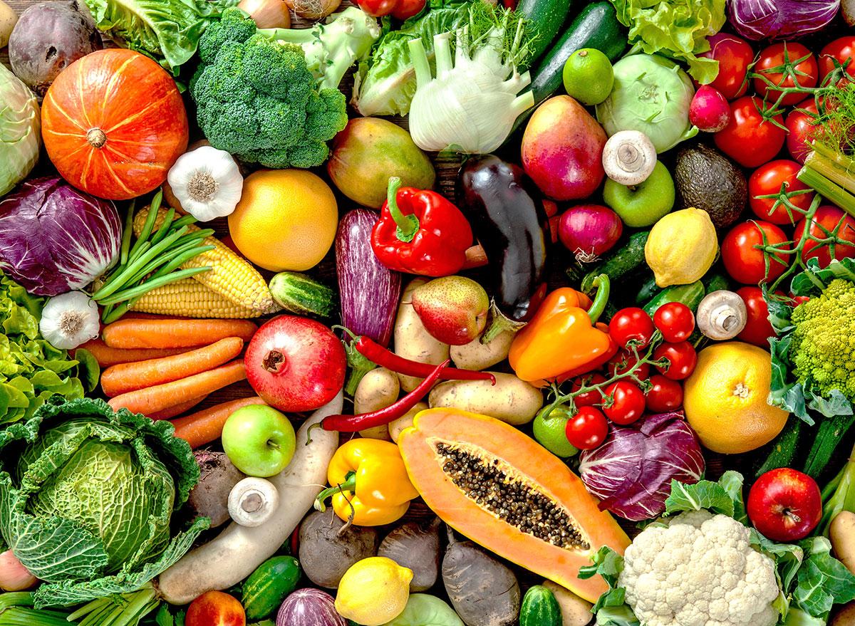 Fruits and veggies- pho