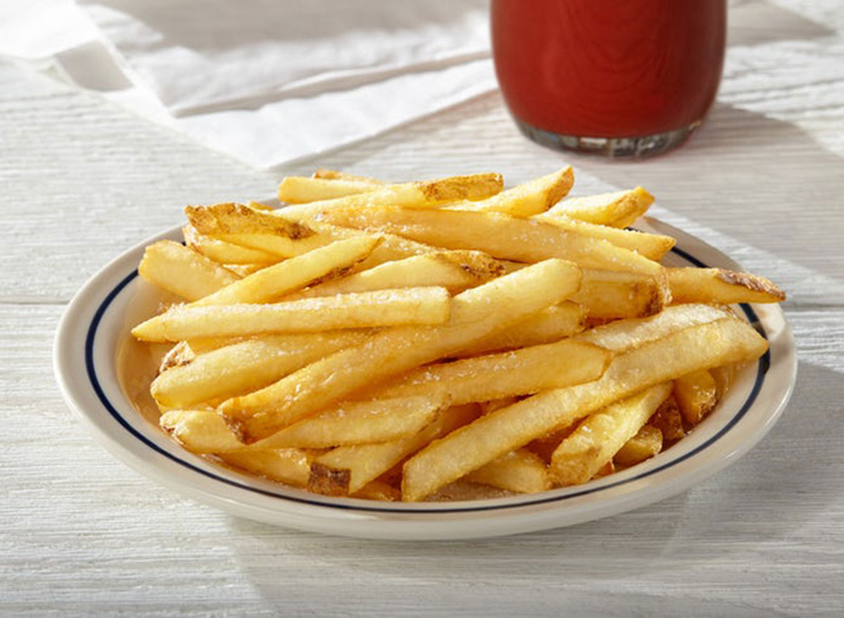 iHop french fries