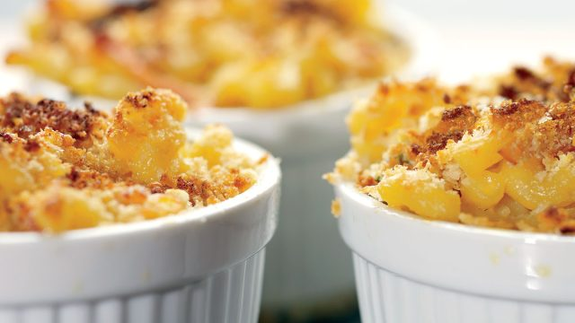 Low calorie macaroni and cheese