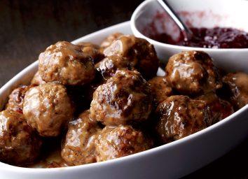 Paleo swedish meatballs