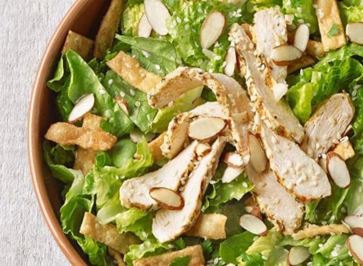 Panera asian sesame chicken salad