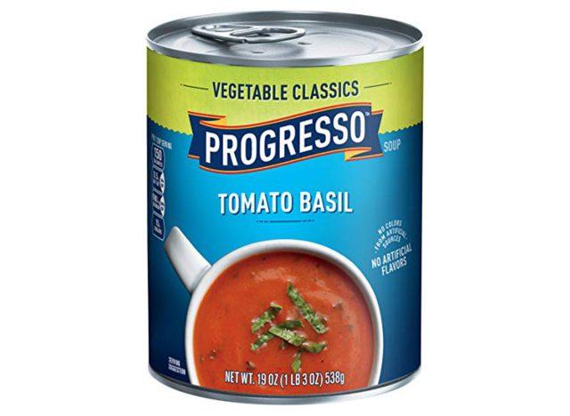 Progresso tomato basil soup