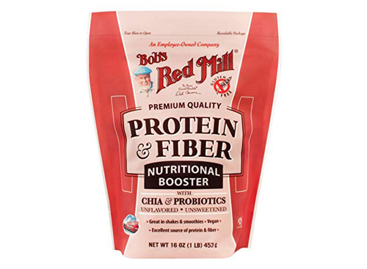 Bob's red mill protein + fiber