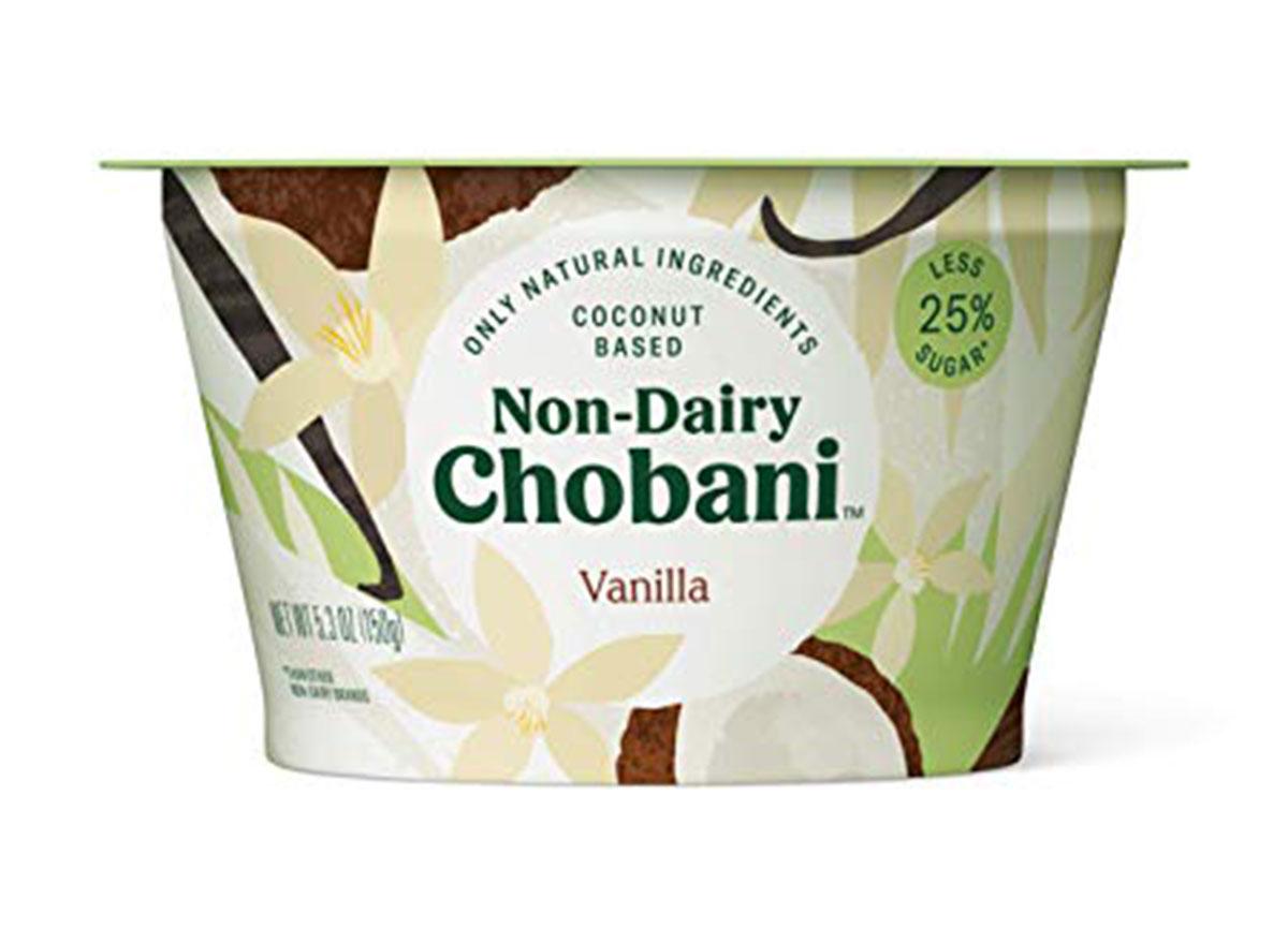 Chobani non dairy yogurt