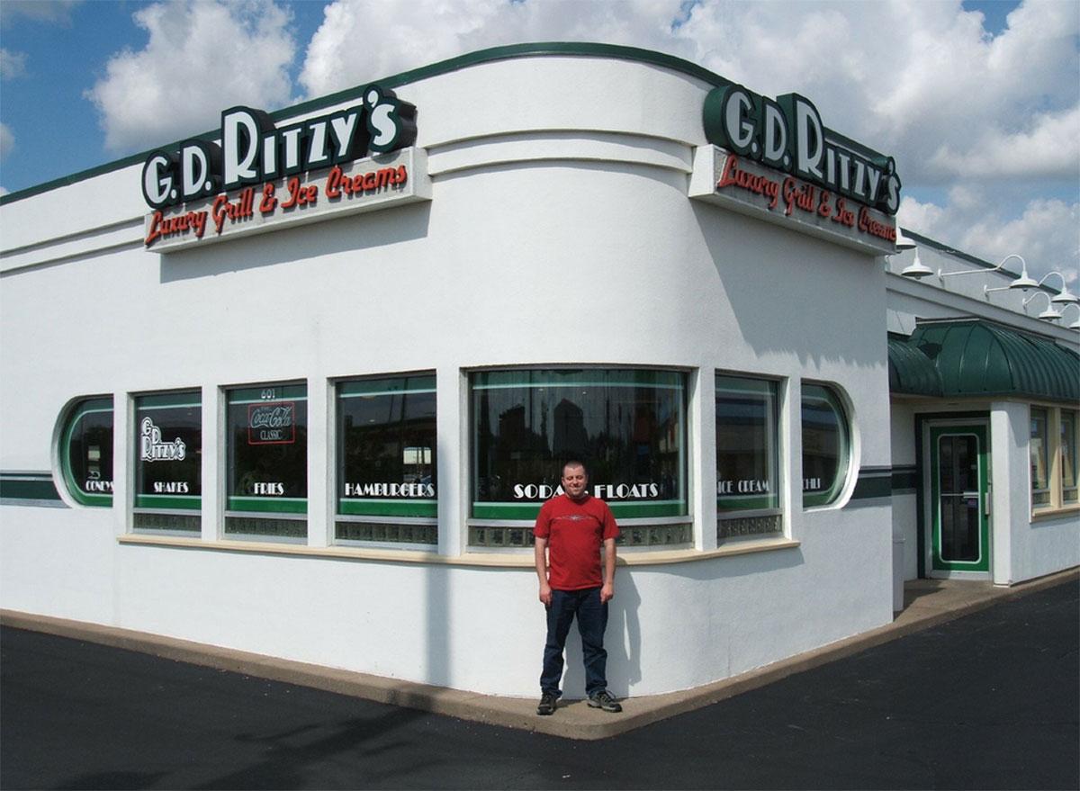 G.D. ritzy's