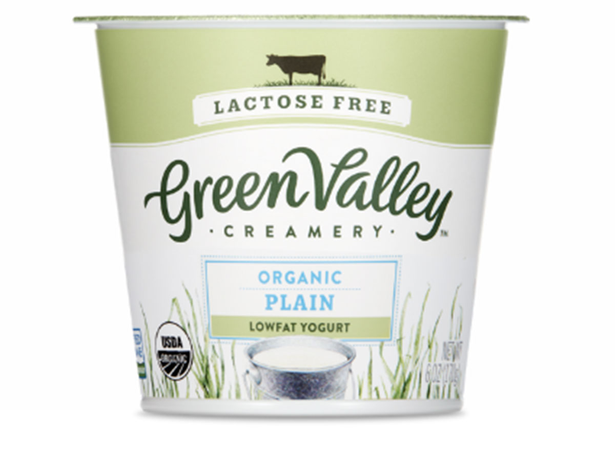 Green valley creamery lactose free yogurt