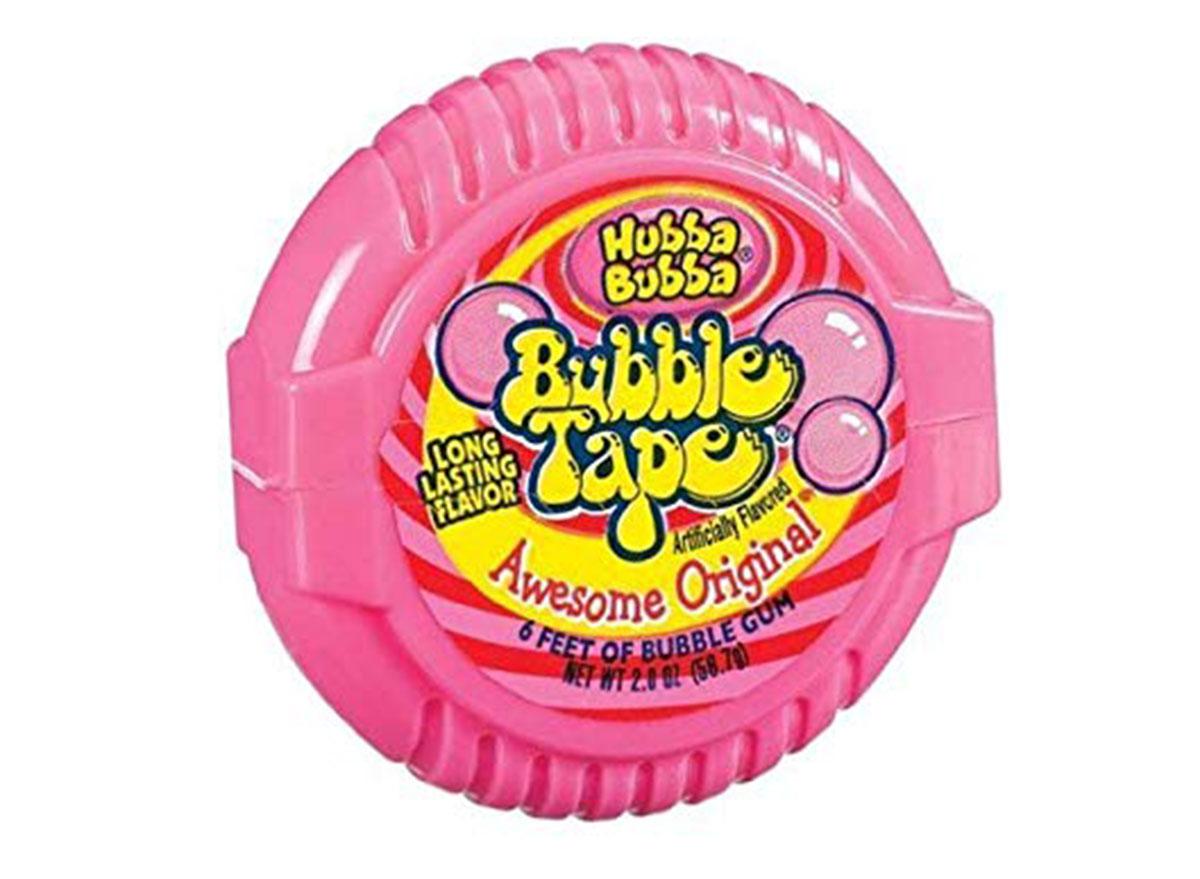Hubba bubba awesome original bubble tape gum