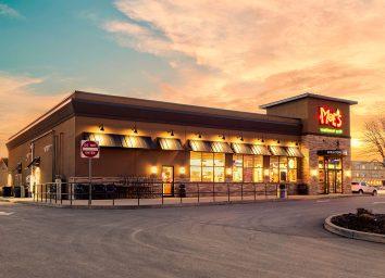 Moe's southwest grill restaurant