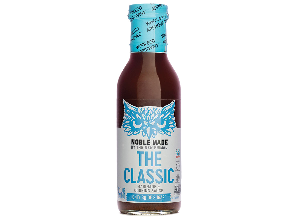 Noble made sauces