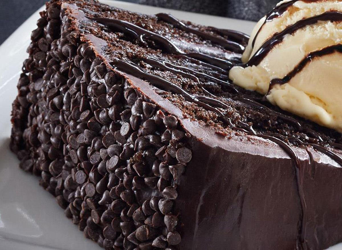 Chocolate wave