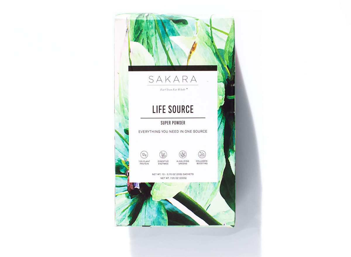 Sakara life source super powder