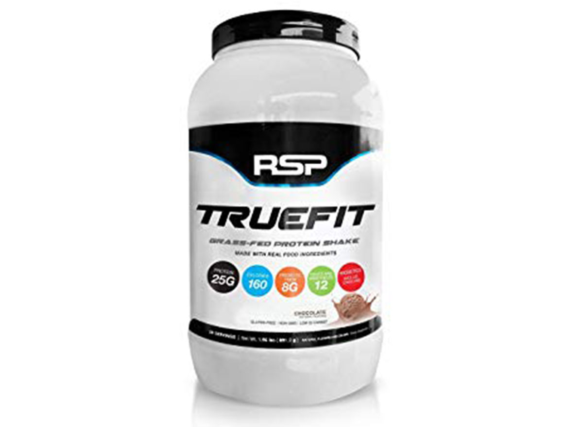 RSP nutrition's grass-fed true fit