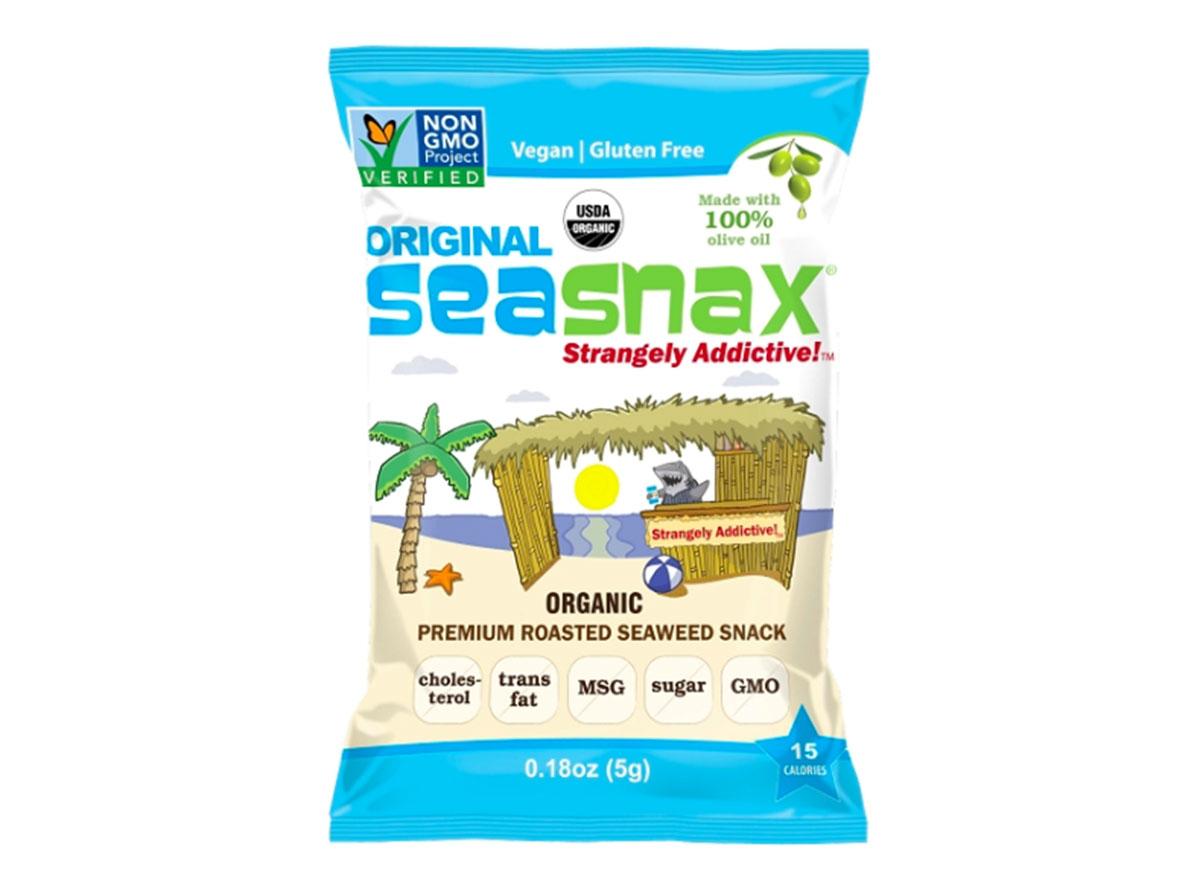 Original sea snax vegan gluten free
