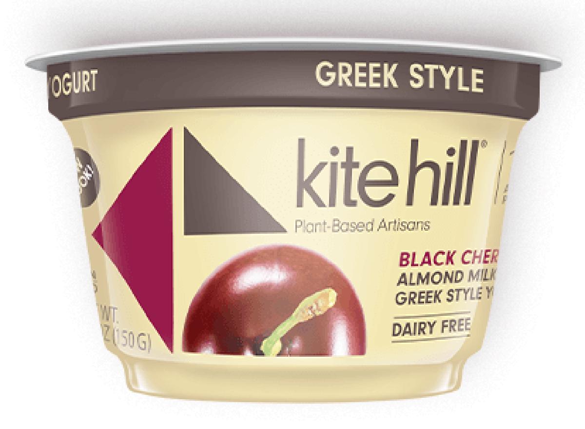Kite Hill Black Cherry Yogurt