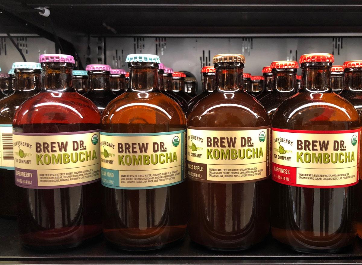 brew dr kombucha bottles