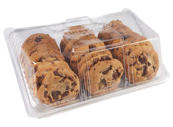 costco kirkland chocolate chip cookies